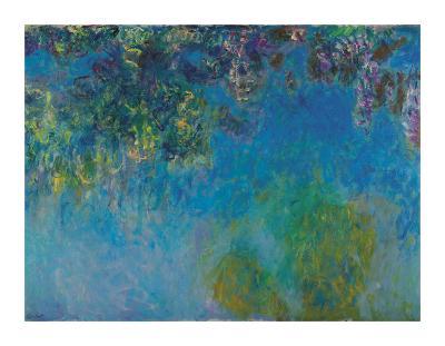 Blue Rain, c.1925-Claude Monet-Premium Giclee Print