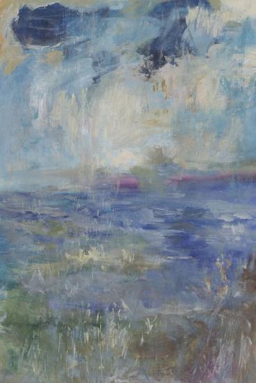 Blue Rain Shower-Jodi Maas-Giclee Print