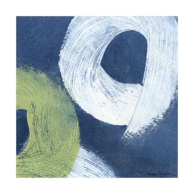 Blue Revolution III-Megan Meagher-Art Print