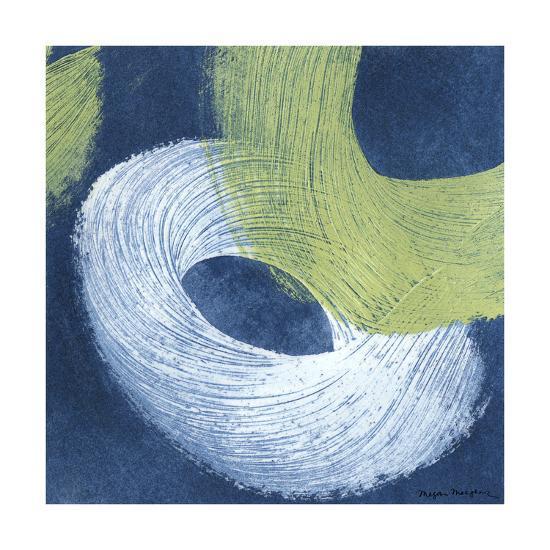 Blue Revolution IV-Megan Meagher-Art Print