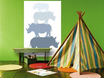 Blue Rhino-Avalisa-Wall Mural