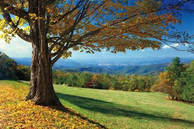 Blue Ridge Beauty-Mike Jones-Photographic Print