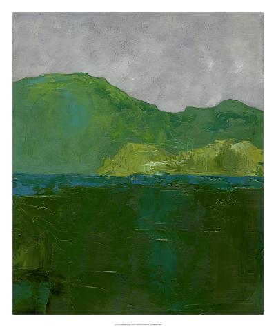 Blue Ridge II-Chariklia Zarris-Premium Giclee Print