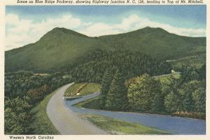 Blue Ridge Parkway, Mt. Mitchell