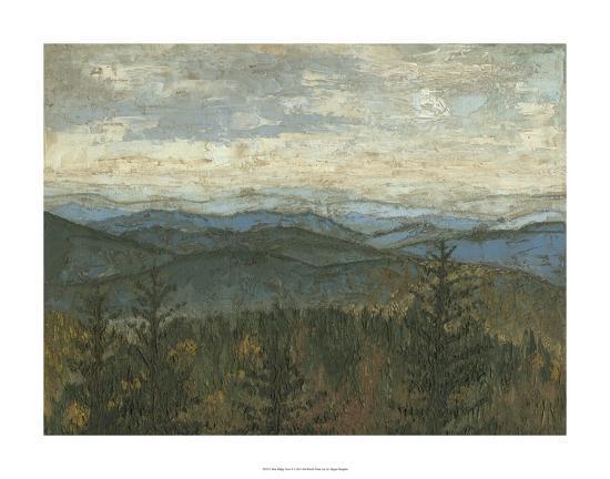 Blue Ridge View II-Megan Meagher-Premium Giclee Print