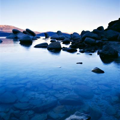 Blue Rocks-PhotoINC-Photographic Print