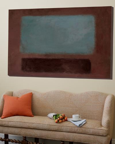 Blue Rush-PI Studio-Loft Art