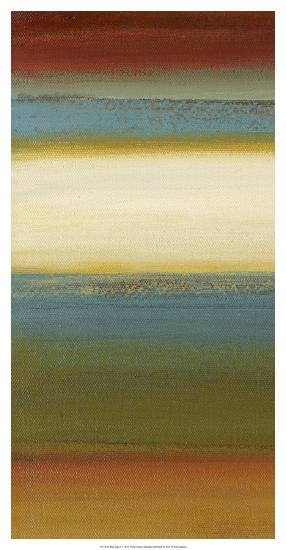Blue Sage I-W^ Green-Aldridge-Giclee Print