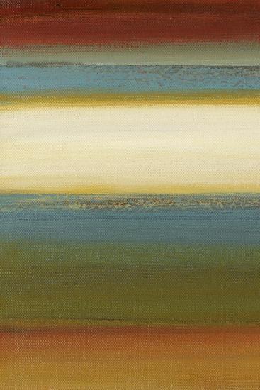 Blue Sage I-Willie Green-Aldridge-Art Print