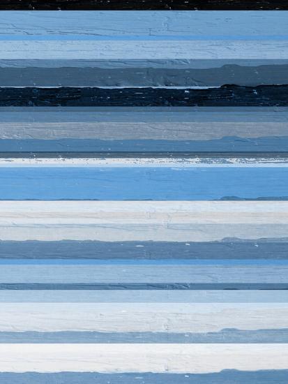 Blue Scapes II-Ricki Mountain-Art Print