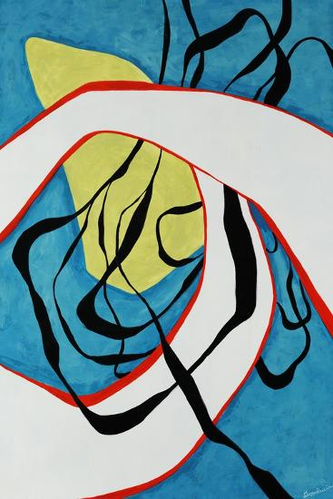 Blue Scene-Jolene Goodwin-Giclee Print