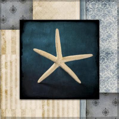 Blue Sea Starfish-LightBoxJournal-Giclee Print