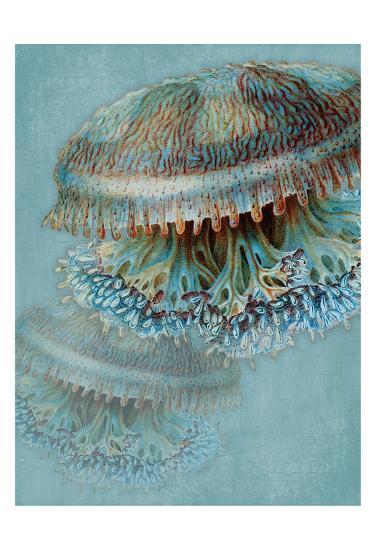 Blue Sea-Jace Grey-Art Print