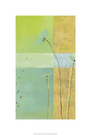 Blue Seedlings II-Erica J^ Vess-Limited Edition