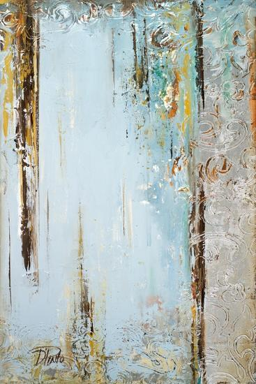 Blue Silver II-Patricia Pinto-Art Print