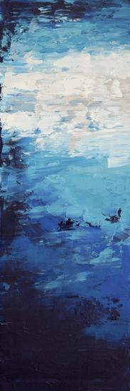 Blue Skies - Canvas 1-Hilary Winfield-Giclee Print