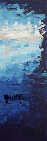 Blue Skies - Canvas 3-Hilary Winfield-Giclee Print