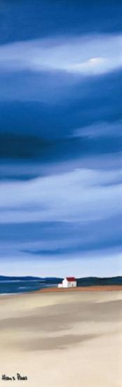 Blue Sky I-Hans Paus-Art Print