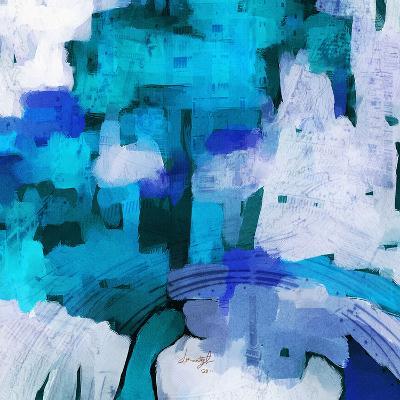 Blue Sky I--Art Print