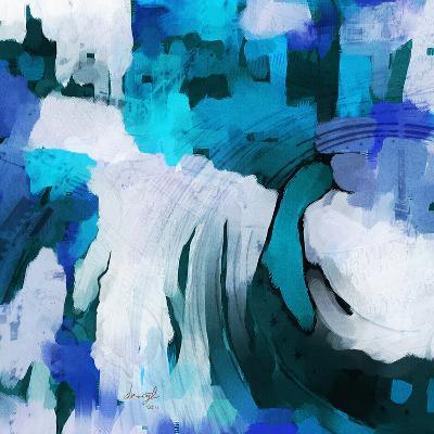 Blue Sky II--Art Print
