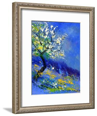 Blue Spring-Pol Ledent-Framed Art Print