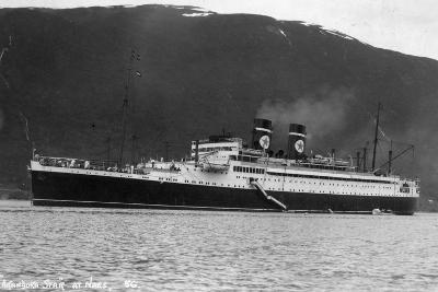Blue Star Line Cruise Ship SS Arandora Star, Norway, C1927-C1939--Giclee Print