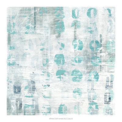 Blue Static IV-June Erica Vess-Art Print
