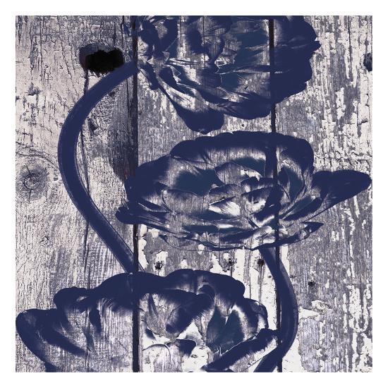 Blue Story-Sheldon Lewis-Art Print