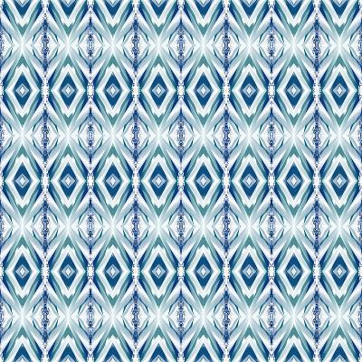 Blue Streaks-Deanna Tolliver-Giclee Print