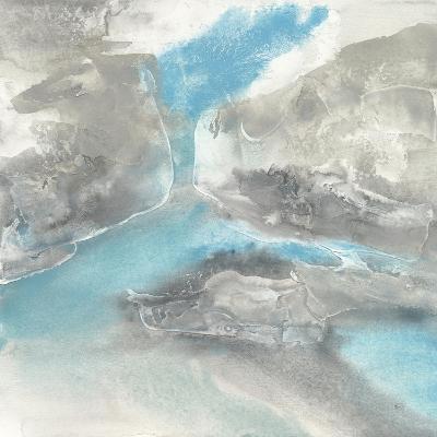 Blue Tones II-Chris Paschke-Art Print