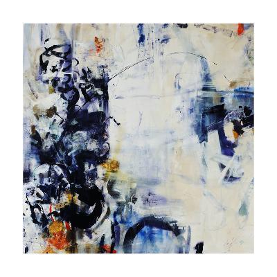 Blue Trajectory-Jodi Maas-Giclee Print
