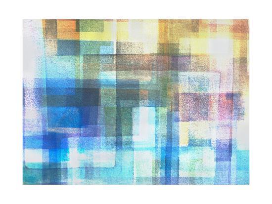 Blue Translucence-Hermione Carline-Giclee Print