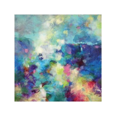 Blue Trees-Kerri Blackman-Giclee Print