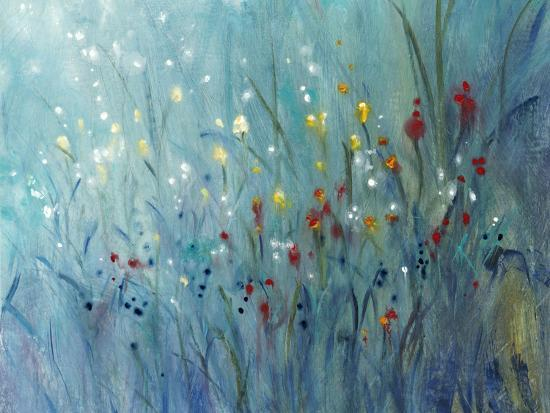 Blue Vision I-Tim O'toole-Art Print