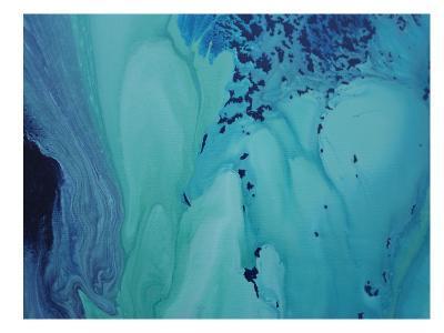 Blue Vision-Deb McNaughton-Art Print
