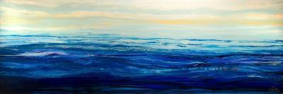 Blue Waters-Barbara Bilotta-Art Print