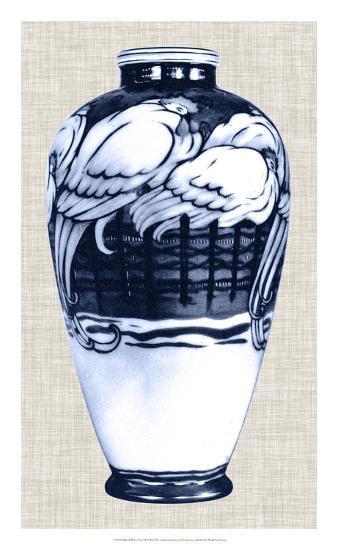 Blue & White Vase VI-Unknown-Giclee Print