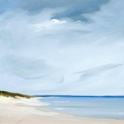 Blue-Rick Fleury-Art Print