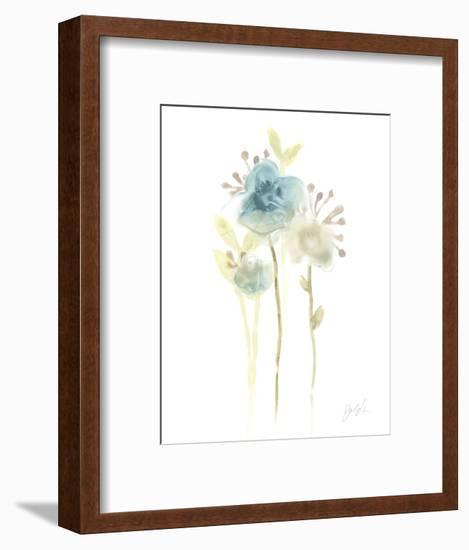 Bluebell I-June Vess-Framed Premium Giclee Print