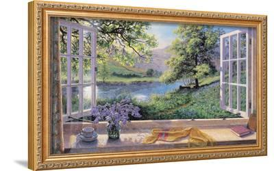 Bluebells-Stephen Darbishire-Framed Giclee Print