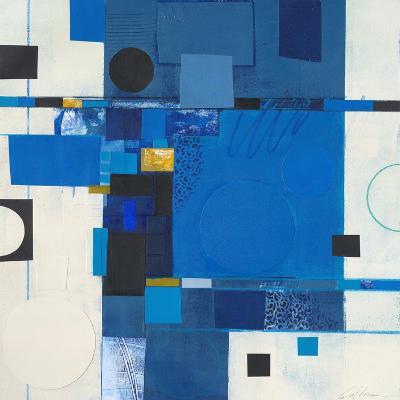 Blueberry Hill I-Deborah T. Colter-Art Print