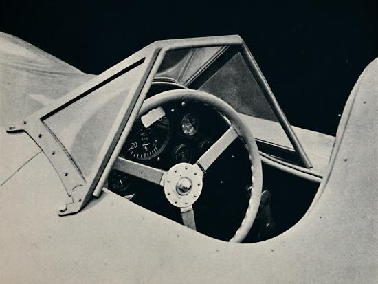 Bluebird - a thrilling set of dials!', 1937-Unknown-Photographic Print