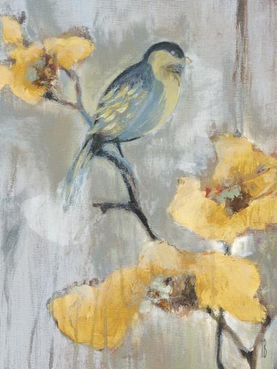 Bluebird I-Terri Burris-Art Print