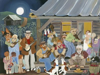 Bluegrass Buddies-Carol Salas-Giclee Print