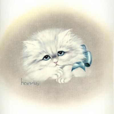 Bluer Than Blue-Peggy Harris-Giclee Print
