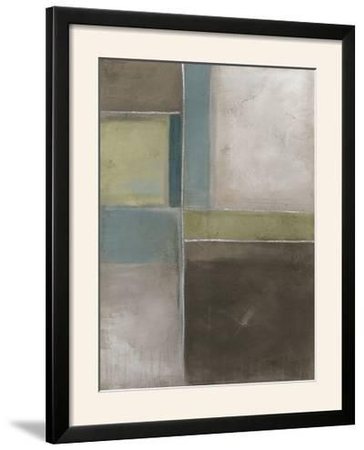 Blues at Dusk II-Erica J. Vess-Framed Photographic Print