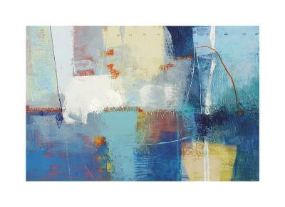 Bluescape 2-Ursula Brenner-Giclee Print