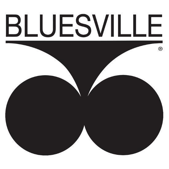 Bluesville Records Logo--Art Print
