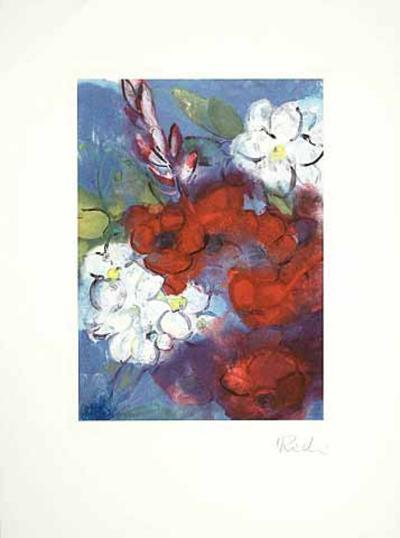 Blumen, c.2001-Hans Richter-Limited Edition