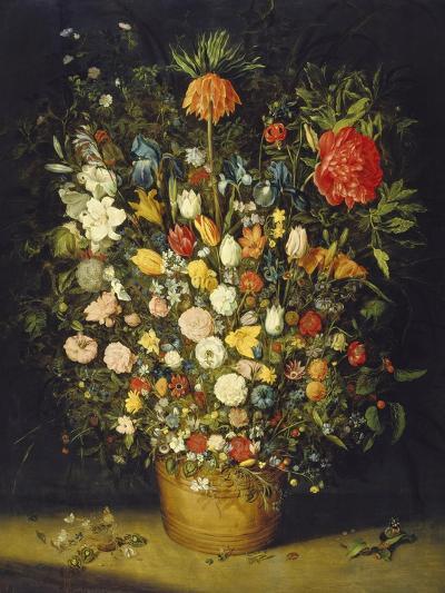 Blumenstrauss. Nach 1607-Jan Brueghel the Elder-Giclee Print